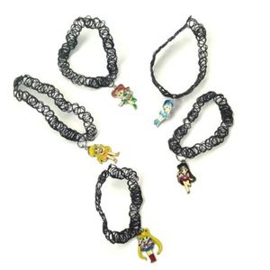 Jewelry - Cartoon Sailor Scouts Tattoo Chokers